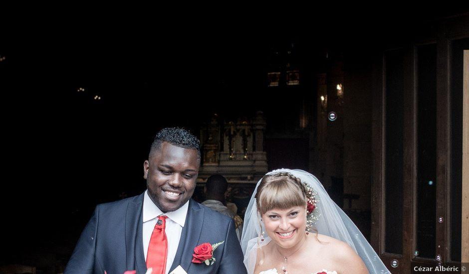 Le mariage de Evans et Marine à Labbeville, Val-d'Oise