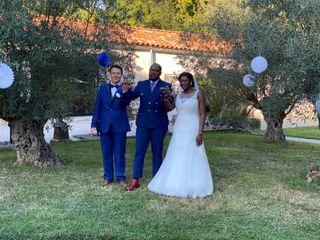 Le mariage de Samuel et Anzeta 3