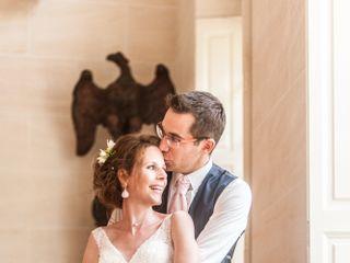 Le mariage de Belle et Alex 1