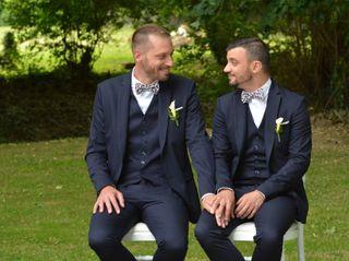 Le mariage de Vincent et Mickael