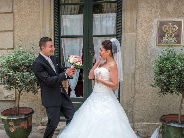 Le mariage de Antoine et Laetitia à Carcassonne, Aude 23
