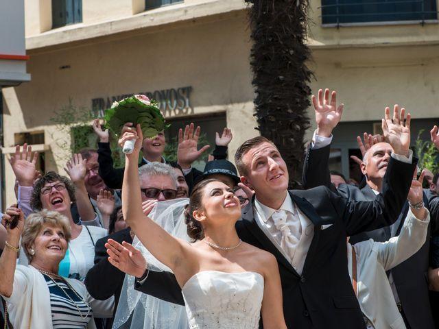 Le mariage de Antoine et Laetitia à Carcassonne, Aude 34