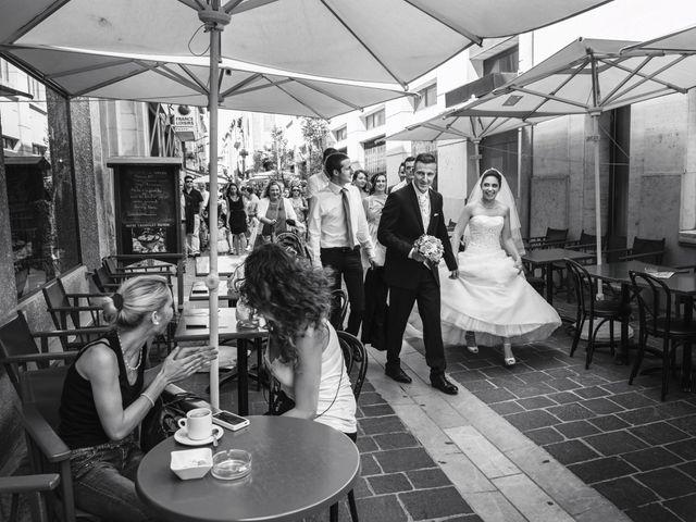Le mariage de Antoine et Laetitia à Carcassonne, Aude 35