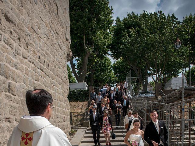 Le mariage de Antoine et Laetitia à Carcassonne, Aude 38