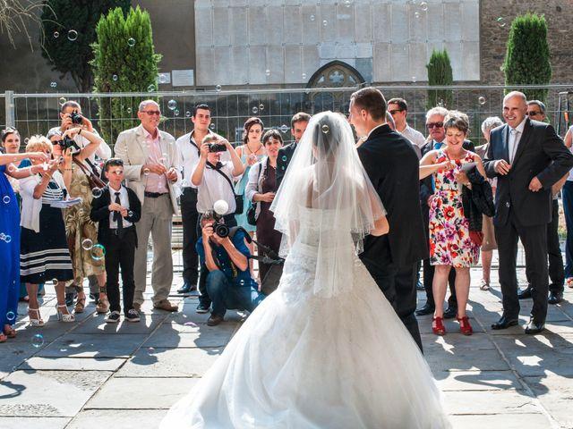 Le mariage de Antoine et Laetitia à Carcassonne, Aude 44