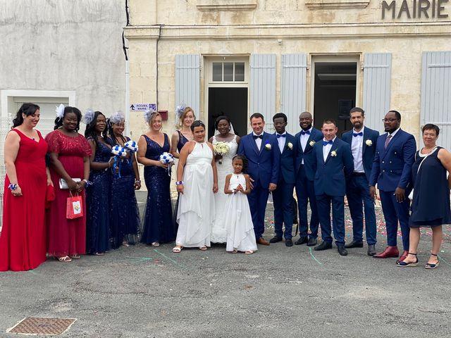 Le mariage de Anzeta et Samuel à Vandré, Charente Maritime 4