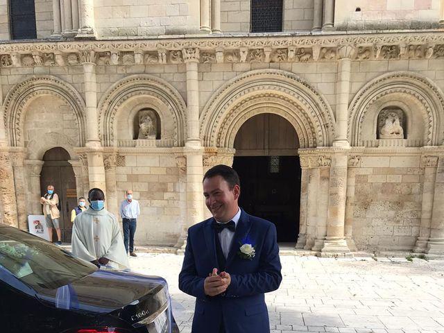 Le mariage de Anzeta et Samuel à Vandré, Charente Maritime 9