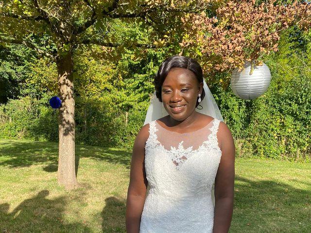 Le mariage de Anzeta et Samuel à Vandré, Charente Maritime 10