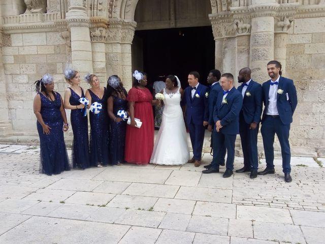 Le mariage de Anzeta et Samuel à Vandré, Charente Maritime 2