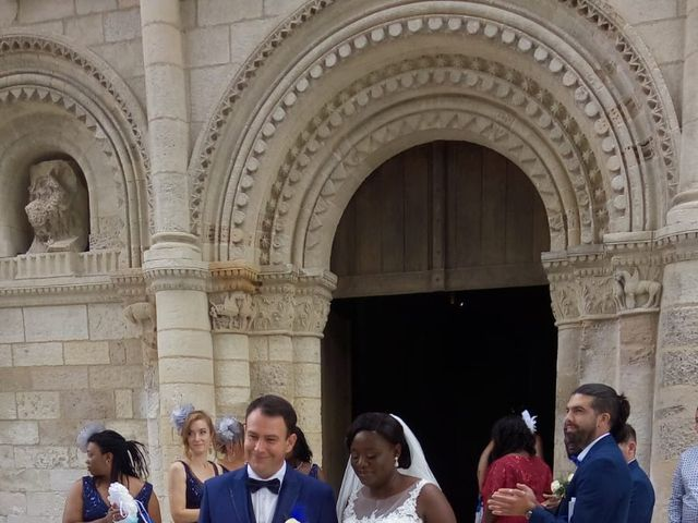 Le mariage de Anzeta et Samuel à Vandré, Charente Maritime 13