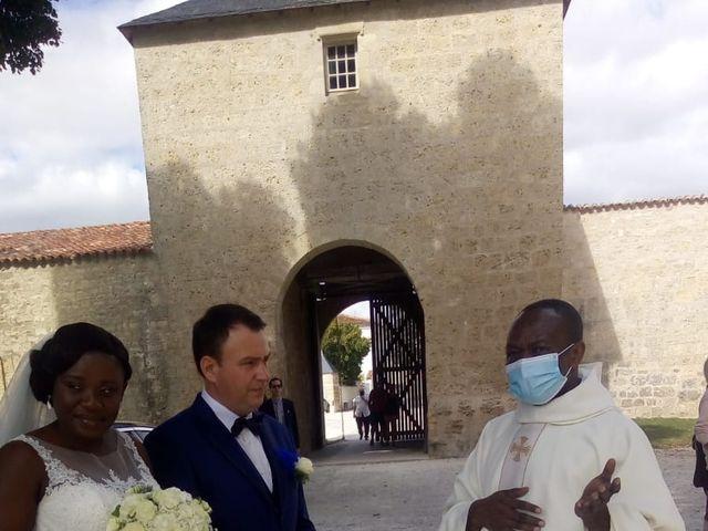 Le mariage de Anzeta et Samuel à Vandré, Charente Maritime 16