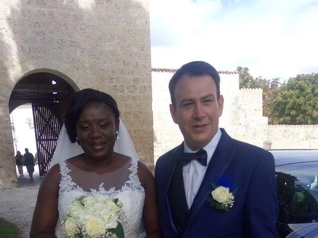 Le mariage de Anzeta et Samuel à Vandré, Charente Maritime 17