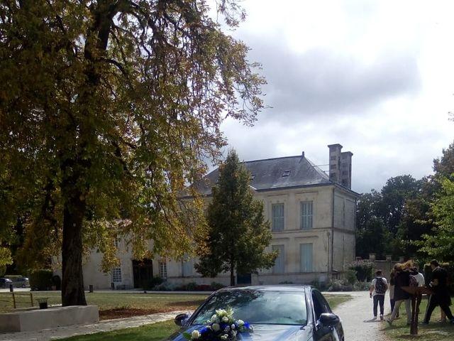 Le mariage de Anzeta et Samuel à Vandré, Charente Maritime 18