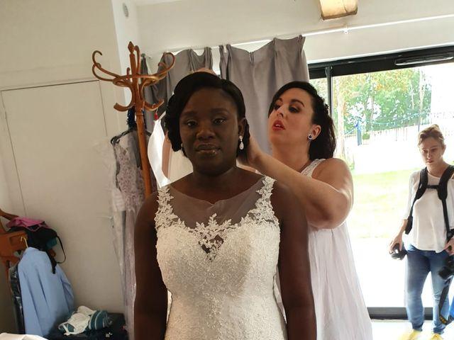 Le mariage de Anzeta et Samuel à Vandré, Charente Maritime 21