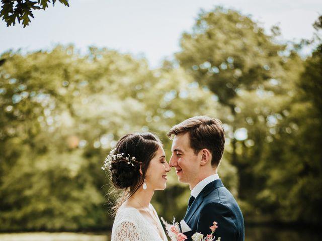 Le mariage de Nicolas et Lucie à Fay-de-Bretagne, Loire Atlantique 7