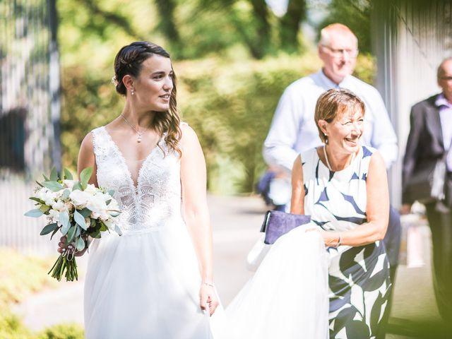 Le mariage de Steeve et Amélie à Gaillard, Haute-Savoie 14
