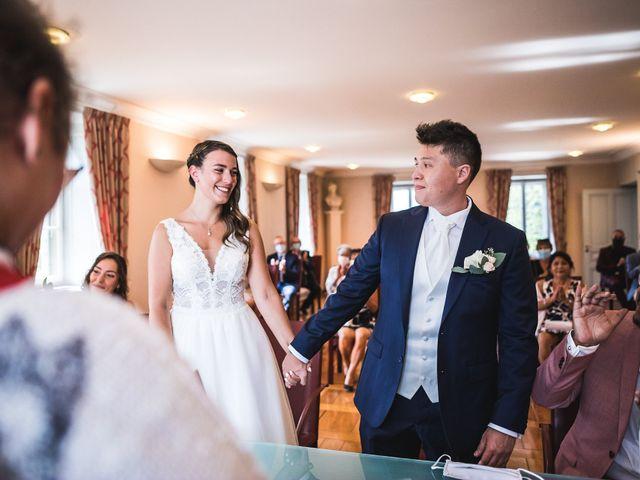 Le mariage de Steeve et Amélie à Gaillard, Haute-Savoie 17