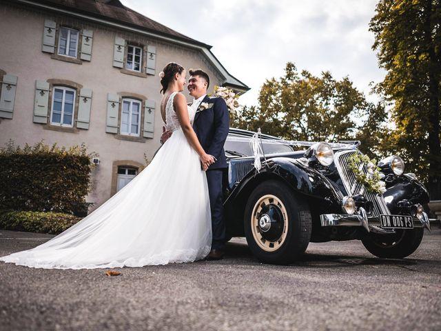 Le mariage de Steeve et Amélie à Gaillard, Haute-Savoie 19