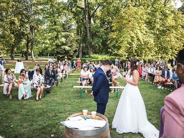 Le mariage de Steeve et Amélie à Gaillard, Haute-Savoie 23