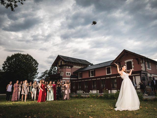 Le mariage de Steeve et Amélie à Gaillard, Haute-Savoie 34