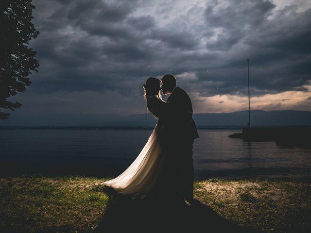 Le mariage de Steeve et Amélie à Gaillard, Haute-Savoie 35
