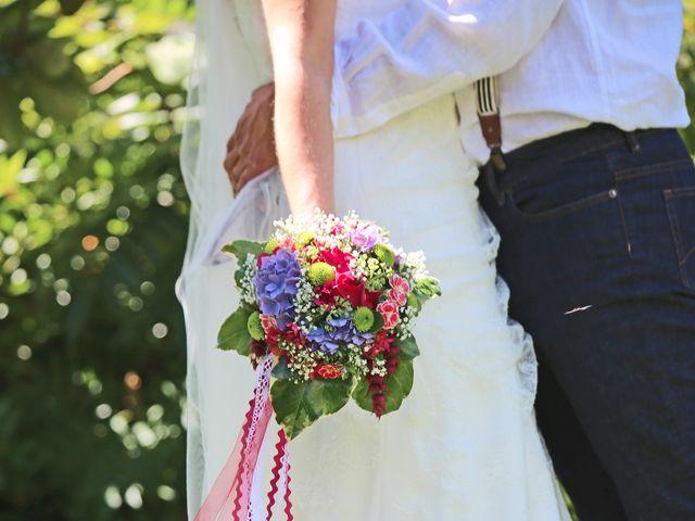 Le mariage de Xavier et Soazig à La Chapelle-sur-Erdre, Loire Atlantique 14