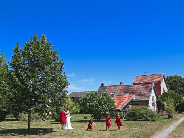 Le mariage de Xavier et Soazig à La Chapelle-sur-Erdre, Loire Atlantique 19