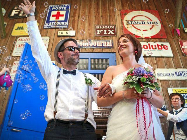 Le mariage de Xavier et Soazig à La Chapelle-sur-Erdre, Loire Atlantique 29