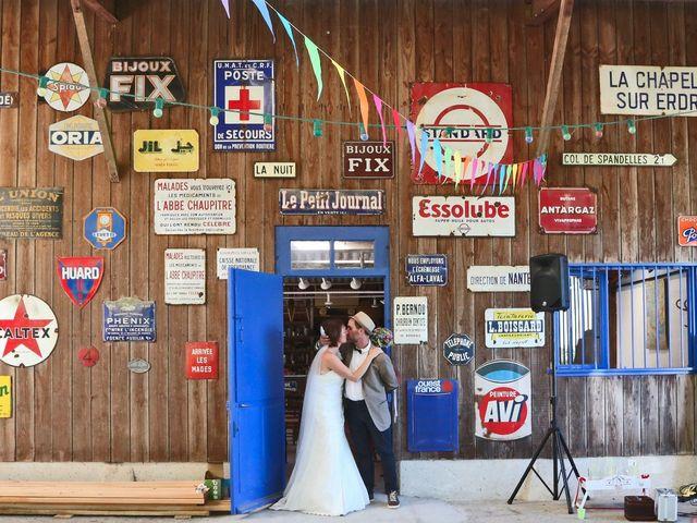 Le mariage de Xavier et Soazig à La Chapelle-sur-Erdre, Loire Atlantique 50