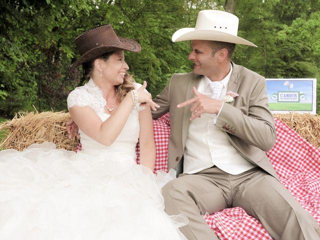 Le mariage de Virginie et Jérôme