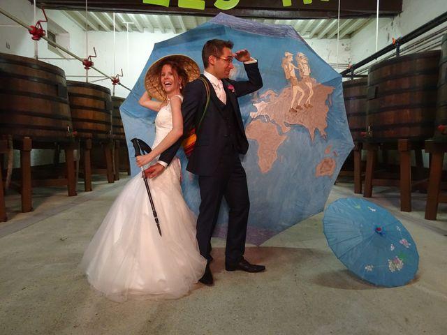 Le mariage de Alex et Belle à Germaine, Marne 1