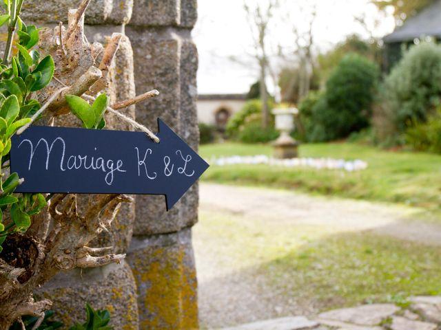 Le mariage de Karim et Laëtitia à Trégunc, Finistère 1