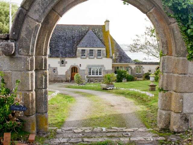 Le mariage de Karim et Laëtitia à Trégunc, Finistère 2