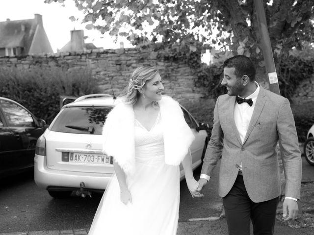 Le mariage de Karim et Laëtitia à Trégunc, Finistère 21