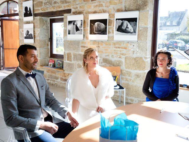 Le mariage de Karim et Laëtitia à Trégunc, Finistère 29