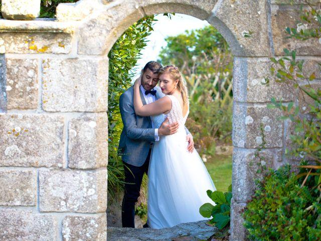 Le mariage de Karim et Laëtitia à Trégunc, Finistère 45