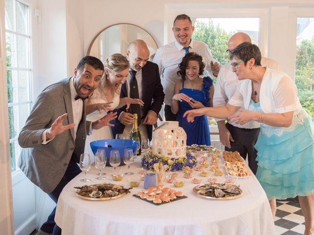 Le mariage de Karim et Laëtitia à Trégunc, Finistère 53