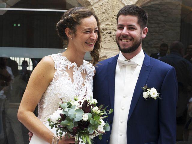 Le mariage de Justine et Terry