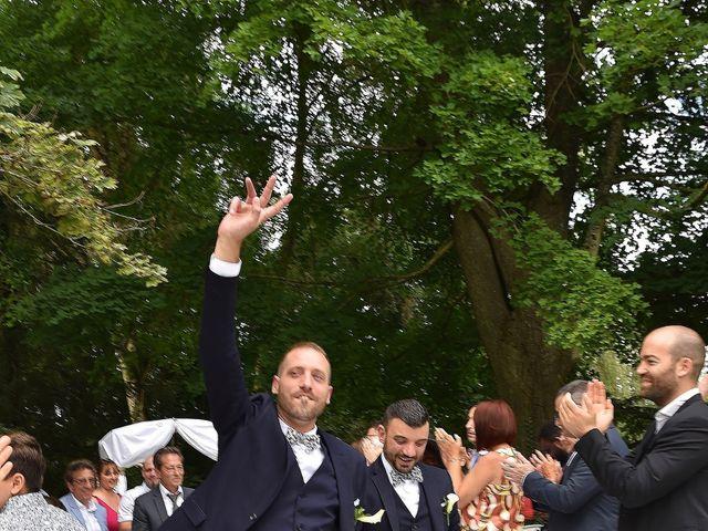 Le mariage de Mickael et Vincent à Tigeaux, Seine-et-Marne 5