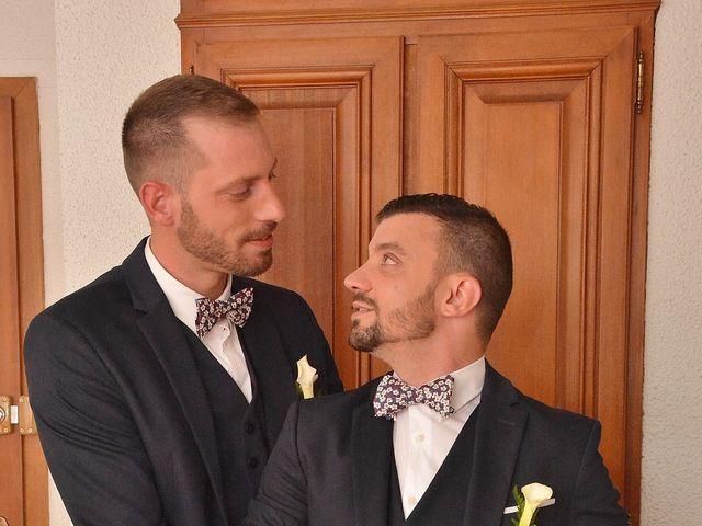 Le mariage de Mickael et Vincent à Tigeaux, Seine-et-Marne 25