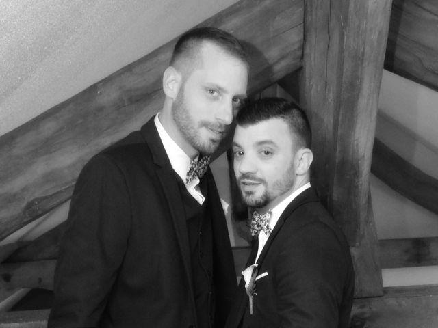 Le mariage de Mickael et Vincent à Tigeaux, Seine-et-Marne 28