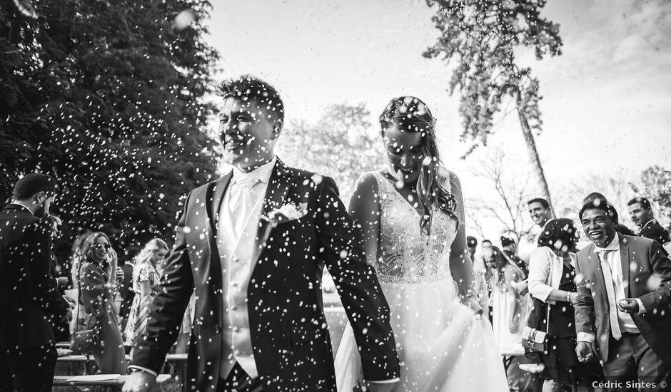 Le mariage de Steeve et Amélie à Gaillard, Haute-Savoie