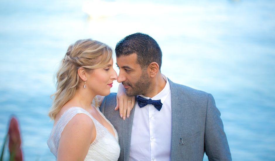 Le mariage de Karim et Laëtitia à Trégunc, Finistère