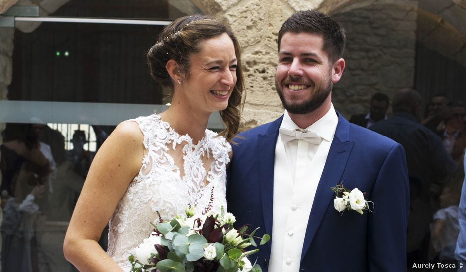 Le mariage de Terry et Justine à Montpellier, Hérault