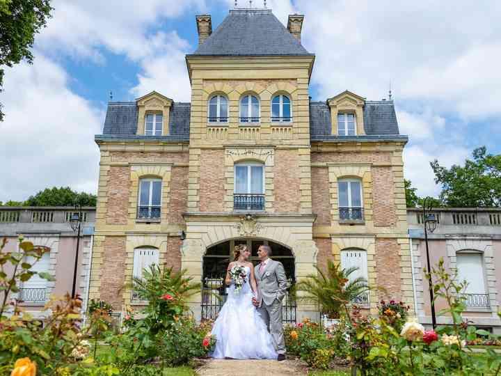 Le mariage de Sophie et Cédric
