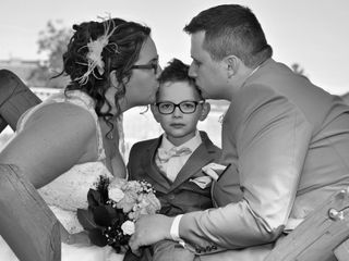 Le mariage de Chloé et Mathieu