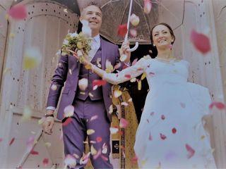 Le mariage de Émeline et Gérald 1