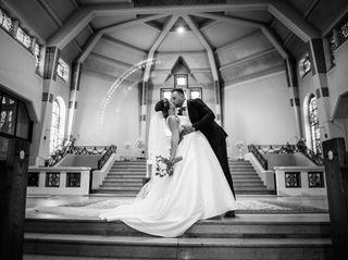 Le mariage de Amandine et Luc 1