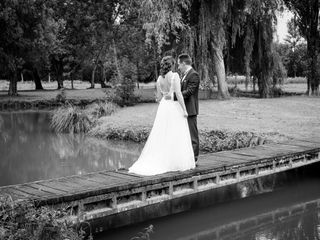 Le mariage de Laurine et Antoine 1