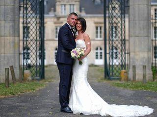 Le mariage de Tiffany et Mathieu